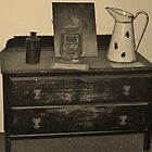 Vintage Dresser by Cheryl Carpenter