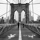 NYC: Brooklyn Bridge by Nina Papiorek