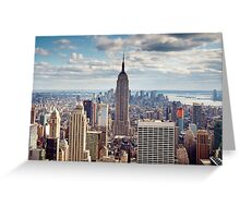 NYC: Empire Greeting Card