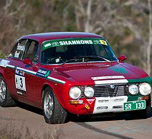 Targa West 2011, 3 Alfa Romeo GTV 105 Series by Immaculate Photography