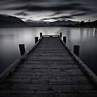 Wanaka Jetty by damienlee