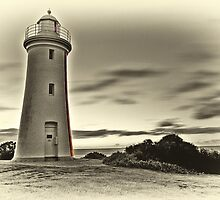 """The Old Lighthouse"" by Husky"
