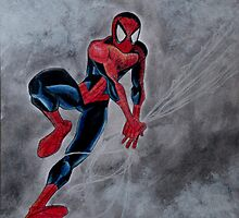 Spider-Man by 2Herzen