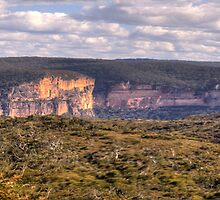 Far Horizons, Bells Line Of Road, Blue Mountains, Sydney - The HDR Experience by Philip Johnson