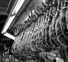 The butcher by Nayko