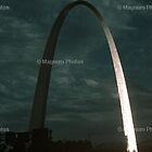 St. Louis Arch - (1986) by Dwaynep2010
