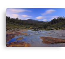 Beraking Brook - Western Australia  Canvas Print
