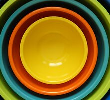 Fun Mixing Bowls by lindsaywinckel