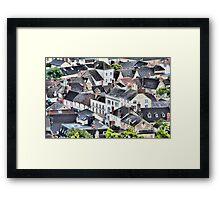 Wotton Under Edge Framed Print