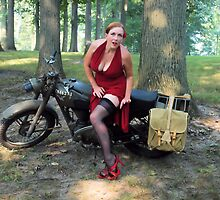 Matchless and Redhead by LibertyCalendar