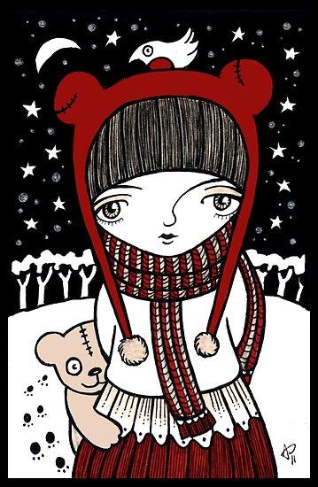 Lumi Karhu by Anita Inverarity