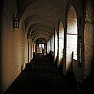 A Corridor from Jesuitic Times by Erica Yanina Lujan