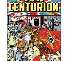 The Last Centurion Comics - Doctor Who by rexraygun