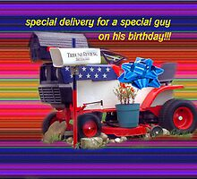 Special Delivery for zpawpaw by vigor