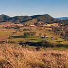 Country Scene Barrington by jayneeldred