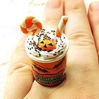 Halloween Ring by souzoucreations
