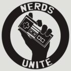 NES NERDS UNITE! by AlexNoir