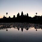Sunrise at Angkor Wat by richardwalsh