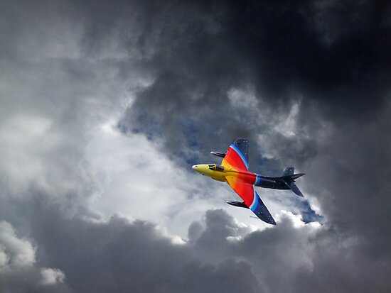 Moody Miss Demeanour by Colin J Williams Photography