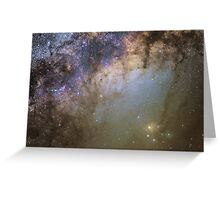 Rho Ophiuchi wide-field Greeting Card