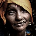 Indian Woman 1 by chrisfranklin1