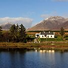 House in the Prairie, Connemara, Ireland by JoeTravers