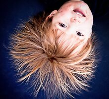 ...trampoline hair... by Geoffrey Dunn