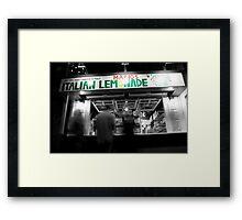 Taylor Street Tradition Framed Print
