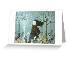 Autumn Dream Greeting Card