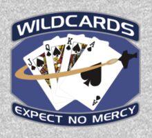 SA&B Wildcards Blue Logo Kids Clothes