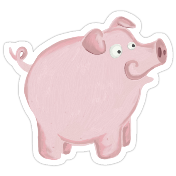 This little piggy... by Sanne Thijs