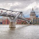 Millennium Bridge by Chris Day