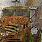 Old Dodge Truck by Jack Brauer