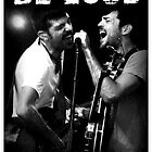 The Avett Brothers - Colorshow by raerae13