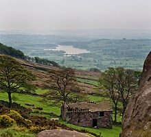 Across The Roaches by David J Knight