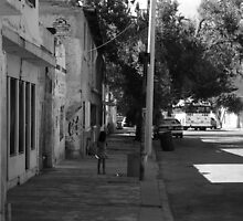 Juarez Streets by Zimmerman