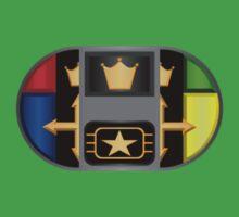 Classic Badge Key Kids Clothes