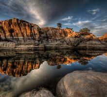 Mirror Dells by Bob Larson