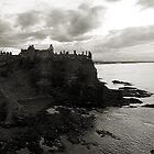 """ An evening at Dunluce"" by peaky40"
