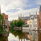 A Reflection on Bruges by Sue Knowles