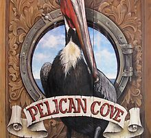 Pelican Cove by Joe Helms