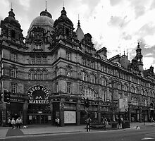 Leeds City Markets by Ray Clarke