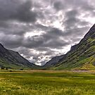 Glen Coe by Xandru