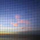 Netted Sunset - Whitstable, UK by twoforapound