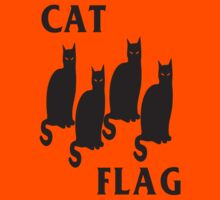 CAT FLAG 2 by BUB THE ZOMBIE