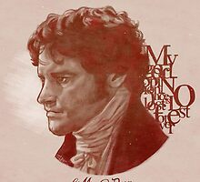 Mr. Darcy by thenizu
