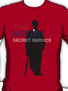 Mycroft Holmes- British Secret Service T-Shirt