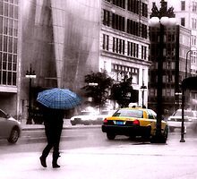 Chicago Street by Colureful
