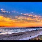 Sunset in Redondo Beach 2 by Phil Becker