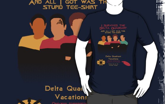 Delta Quadrant Vacations by DoctorWhy